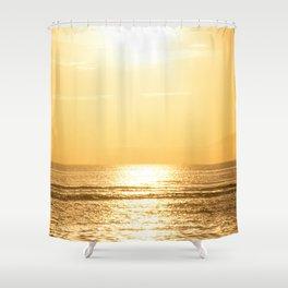 Like a Sunrise Shower Curtain