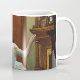 Edward Hopper Newyork Interior Coffee Mug
