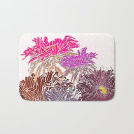 From beauty to beauty Bath Mat