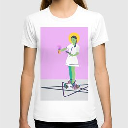 Crystal Intentions T-shirt