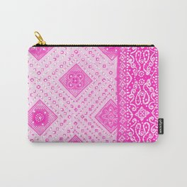 Chamak Pink Carry-All Pouch