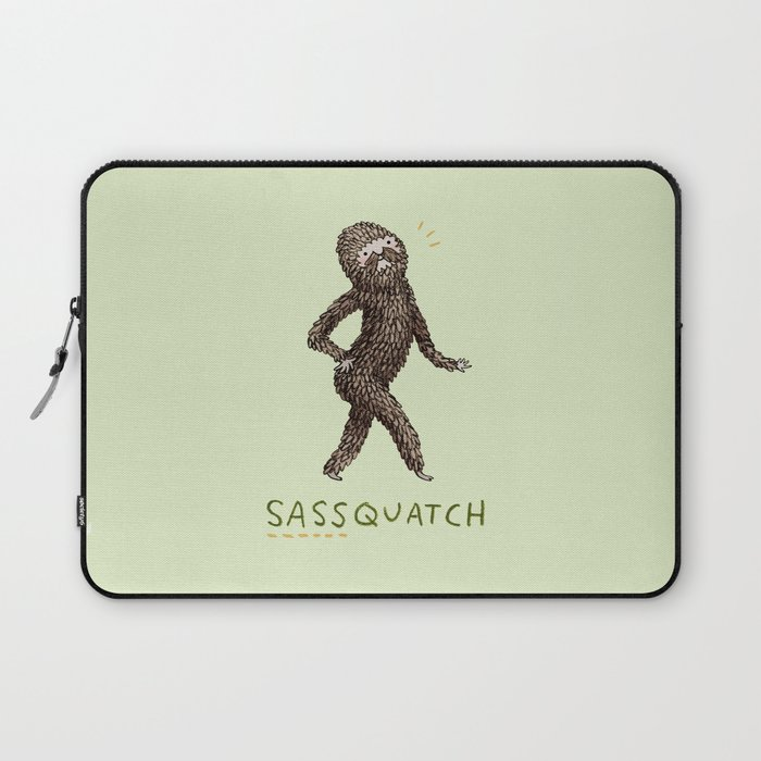 Sassquatch Laptop Sleeve