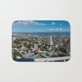 Cebu City, Cebu, Philippines Bath Mat