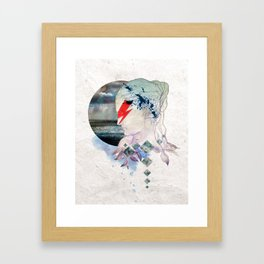 Nymphs Framed Art Print