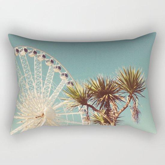 The Height of Summer Rectangular Pillow