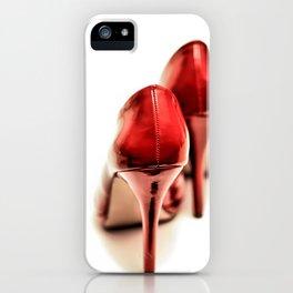 A little hesitation... iPhone Case
