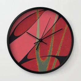 Cooling Lens Wall Clock