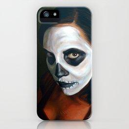 My Day of the Dead, Dia de los Muertos, LOZA iPhone Case