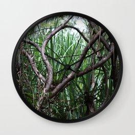 Jungles of Australia Wall Clock