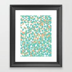 Summer Bliss Framed Art Print