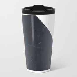 #005 White Travel Mug