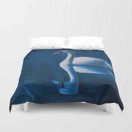 Swan Duvet Cover