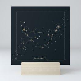 Capricornus Season - Special Edition Mini Art Print