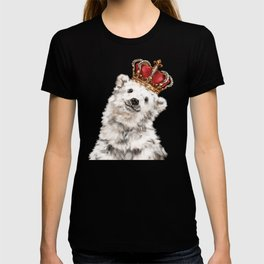 Prince Baby Polar Bear T-shirt