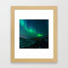Aurora II Framed Art Print