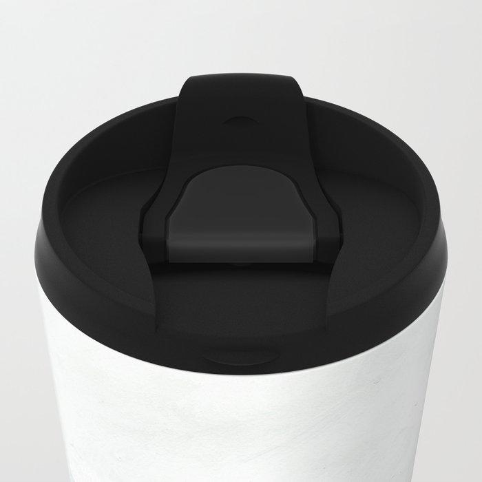 Timeless Metal Travel Mug