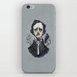 Mr. Poe  iPhone Skin