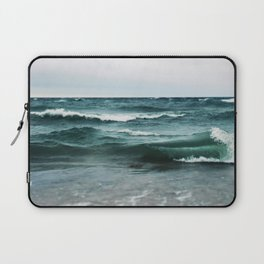 Turquoise Sea #2 Laptop Sleeve