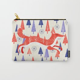 Holiday Mood Carry-All Pouch