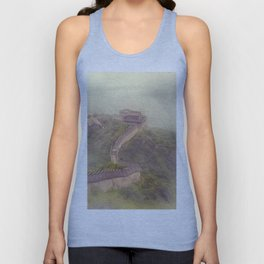 The Great Wall of China Unisex Tank Top