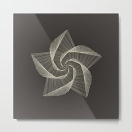White Star Lines Metal Print