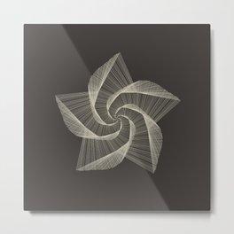 White Star Lines Metal Print