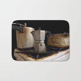 Café cubita Bath Mat