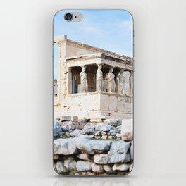 246. Athens Pantheon, Greece iPhone Skin