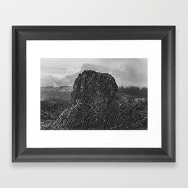 Manteigas I (Limited Edition) Framed Art Print