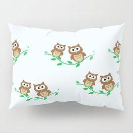 funny little owl Pillow Sham
