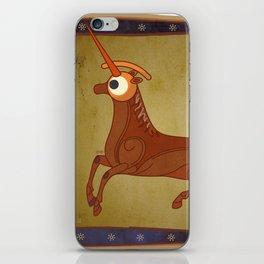 uni.ojo.rnio iPhone Skin