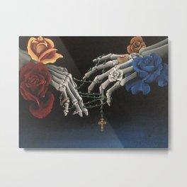 Faith in Death Metal Print