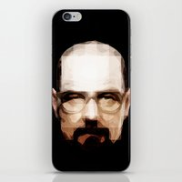 cook iPhone & iPod Skins featuring The Cook by skudio