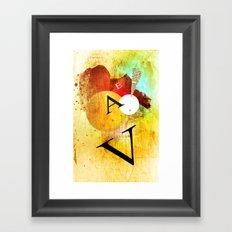 VEA 22 Framed Art Print