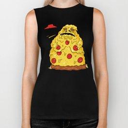 Pizza The Hutt Biker Tank