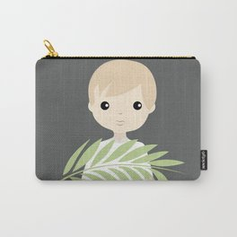 Palm Sunday Boy Angel Carry-All Pouch
