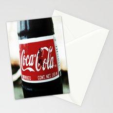 Retro Cola Stationery Cards