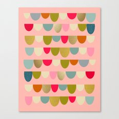 Delightful Rue II Canvas Print
