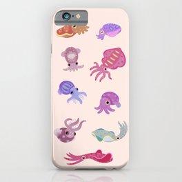 Squids iPhone Case