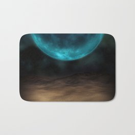 Planetary Visions Bath Mat