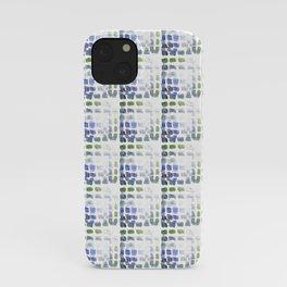 Paint Daubs iPhone Case