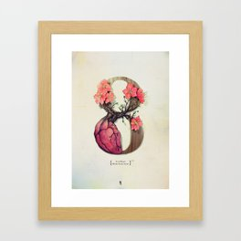 8th Framed Art Print