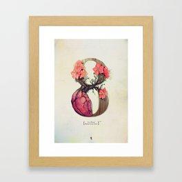 8th Framed Art Print