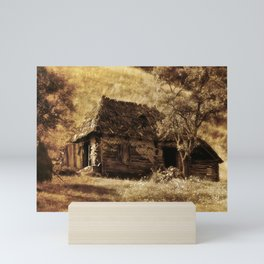 Country life Mini Art Print