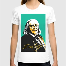 Franz Liszt (1811-1886) in 1886 (digital 2) T-shirt