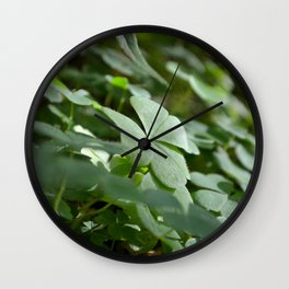 Just my luck Wall Clock