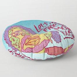 FRESH MOVIN' Floor Pillow