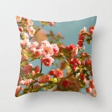 Spring Things Throw Pillow