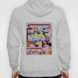Daily stress and comfort Hoody