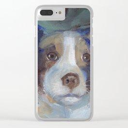 Sam Clear iPhone Case
